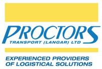proctors transport logo