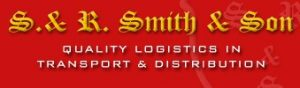 s r smith and sons transport logo 300x88